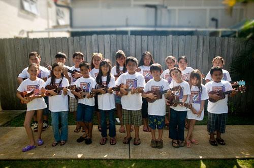 Ukulele Orchestra from Kilauea Kauai