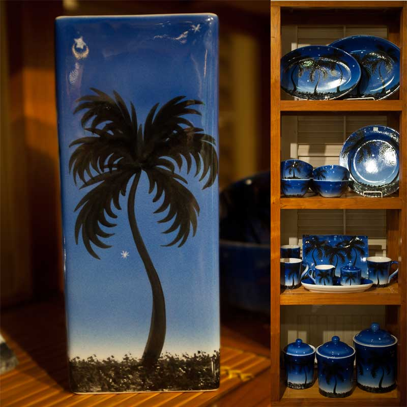 Hand Painted Ceramics By Joanna Carolan - The Midnight Series