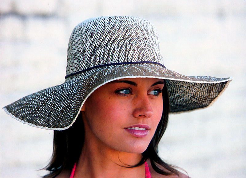 Sun hat by Pistil