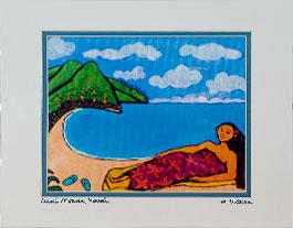 Nani Moana, Kauai by Amy Vieira