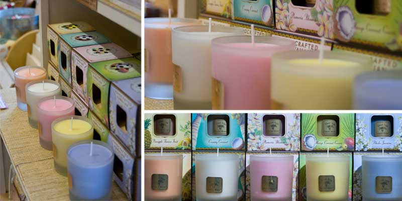 Brand New Soy Candles