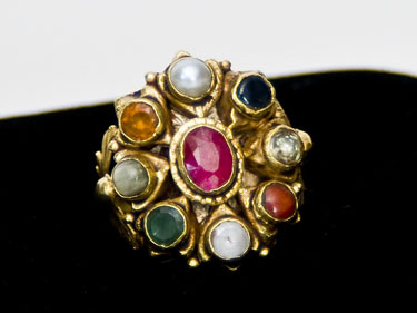 Navaratma Ring