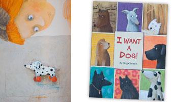 I Want A Dog Book