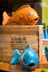 The large Ceramic Fish by Emissary