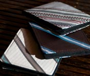 preppy wallets from Jetsam