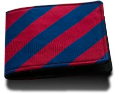 Preppy Wallet by Jetsam