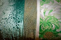 A texture study of a KOBS pillow