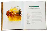 A spread from Eat Like A Man