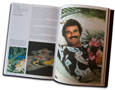Tom Selleck in Icons of Men's Style