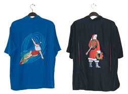Christmas shirts from Tori Richards