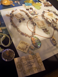 Jewelry by Lisa McKinzie