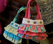 Douglas Plush Toys makes thes super cute floral totes for kids.