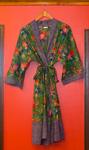 Hand Made Silk Kimono by Handprint