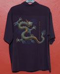 The Year of The Dragon shirt by Tori Richards