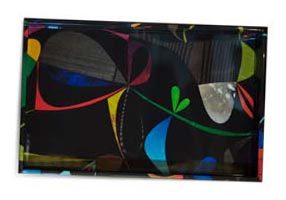 Rex Ray Lacquer Tray available at Kong Lung Trading