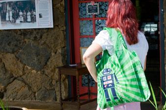Envirosax Robots Bag
