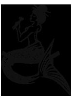 Sushigirl Mermaid Logo
